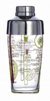 Luminarc Shaker z podziałką 580 ml