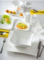 Ambition Komplet obiadowy Fala 18-elementowy