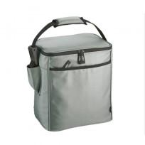 Cilio torba termiczna z 3 kieszeniami, srebrna, 12,0 l