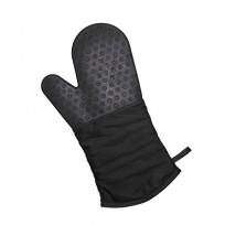 Lurch rękawica silikonowo-bawełniana, czarna