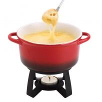 MSC zestaw porcelanowy do fondue do sera