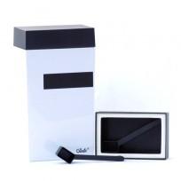 O`lala pojemnik prostokątny, 4l, biało-czarny