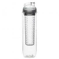 Sagaform butelka z pojemnikiem na owoce / lód 0,6l