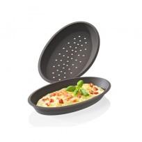 Lurch silikonowa forma do pizzy, makaronów 2szt