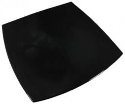 Luminarc Quadrato Black talerz deserowy 18 cm 6 szt