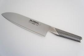 Global nóż kuchenny Santoku 18cm