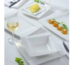 Ambition Komplet obiadowy Kubiko 18-elementowy