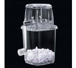 Cilio ręczna kruszarka do lodu, 11 x 11 x 23 cm
