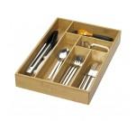 Lurch bambusowy wkład na sztućce do szuflady 44x30