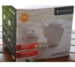 Ambition serwis kawowy filiżanki Monaco 17 el.