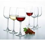Luminarc Versailles kieliszki do wina lub wody 360 ml 6 szt