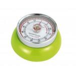 Zassenhaus minutnik kuchenny retro zielony 60min